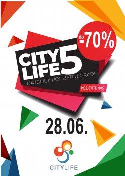 Ljetne City5 akcije i sniženja