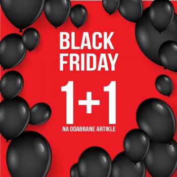 BLACK FRIDAY WEEKEND U MODIANI