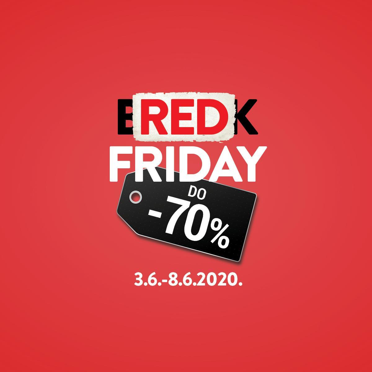 Red Friday u Top Shopu uz popuste do čak -70%