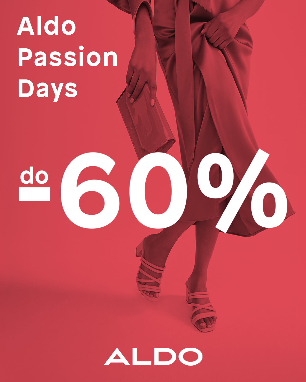 Aldo Passion Days akcija