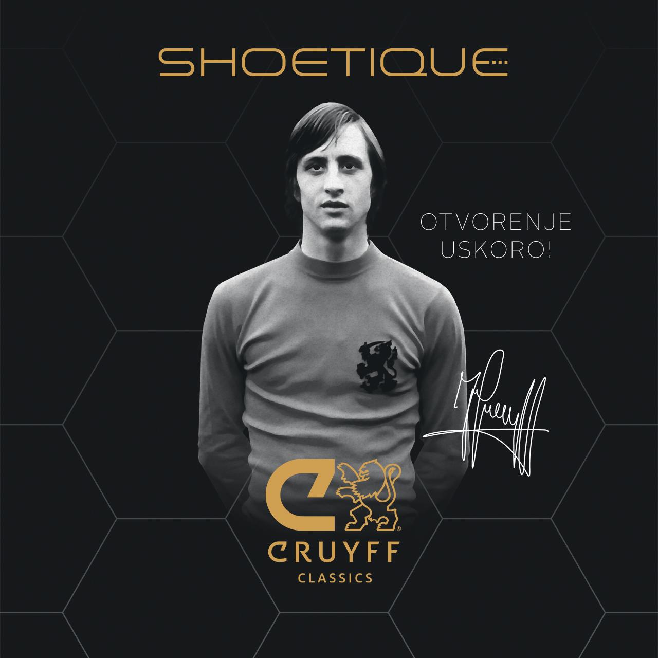 Shoetique ponosno najavljuje – stižemo u City Life!