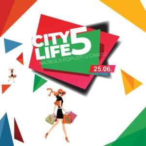 Vrući City5 popusti, samo u petak 25.06.