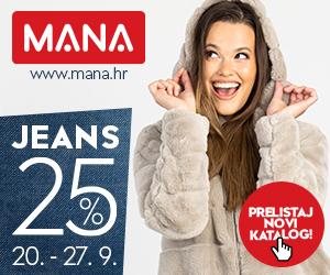 Novi MANA jesenski katalog